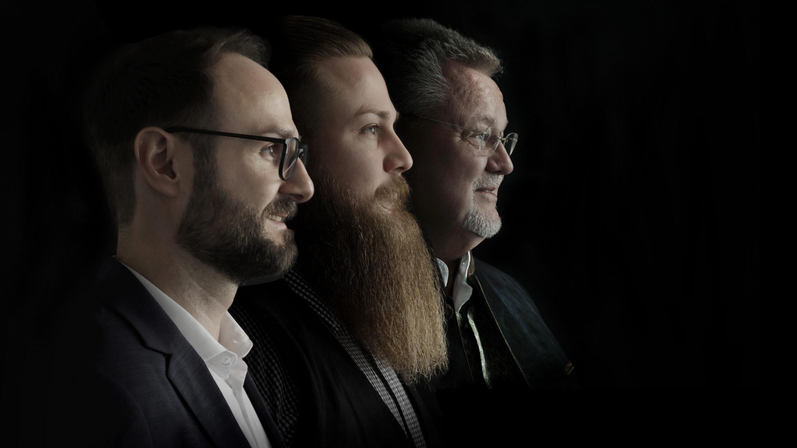 Jörg, Jan & Winfried Holzapfel