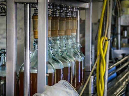 Sicherheitslösungen bei Getränke- und Lebensmittelherstellern aus Mainz
