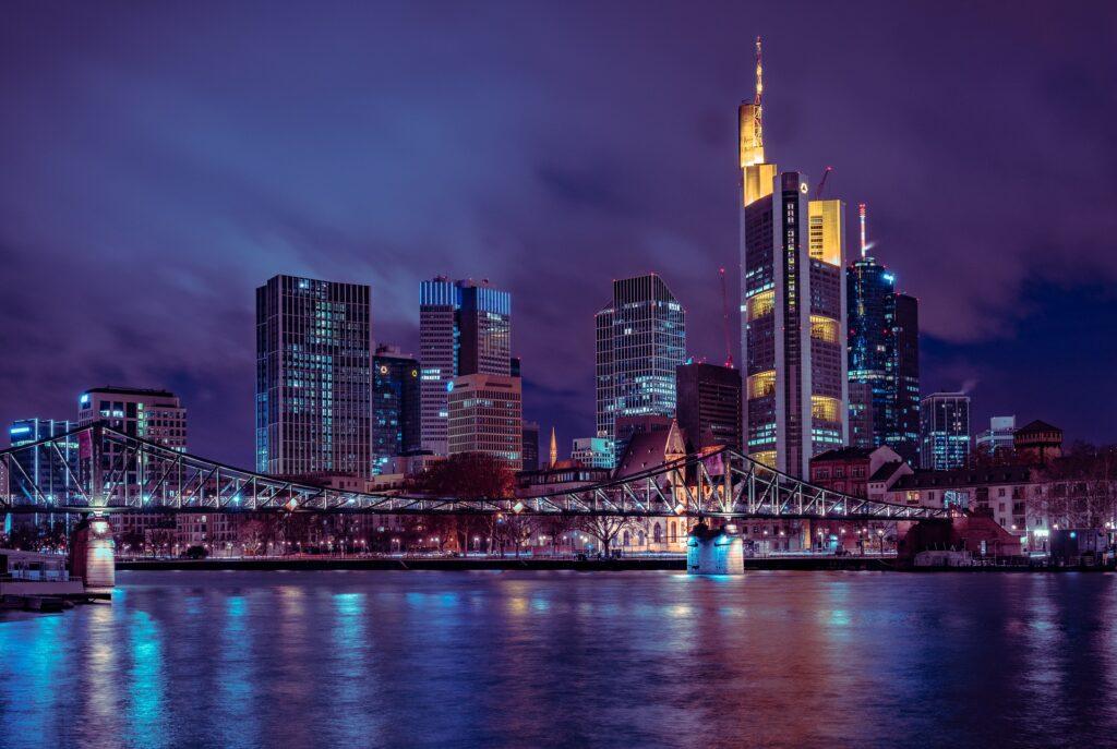 Sicherheitslösungen bei einer der größten Banken in Frankfurt/Bonn/Berlin