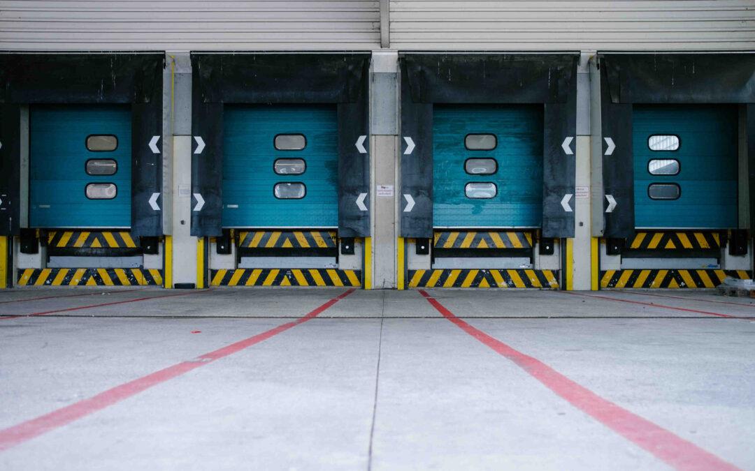 Sicherheitslösungen für ein Logistikzentrum in Aschaffenburg