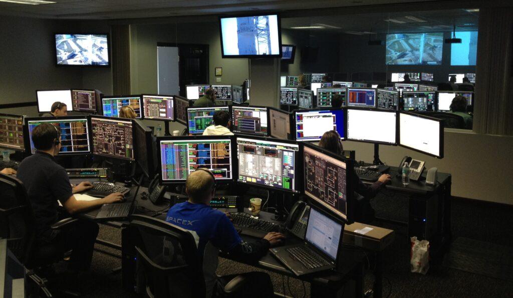 Sicherheitslösungen für ein Luft- und Raumfahrtzentrum in Oberpfaffenhofen