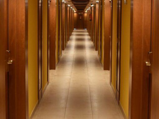 Sicherheitslösung für die Hotelbranche am Standort Aschaffenburg