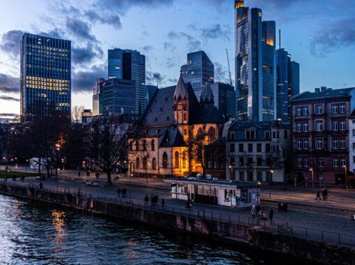 Sicherheitslösung für ein Kreditinstitut in Frankfurt