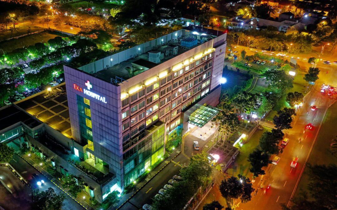 Sicherheitslösungen für ein Krankenhaus in Hanau