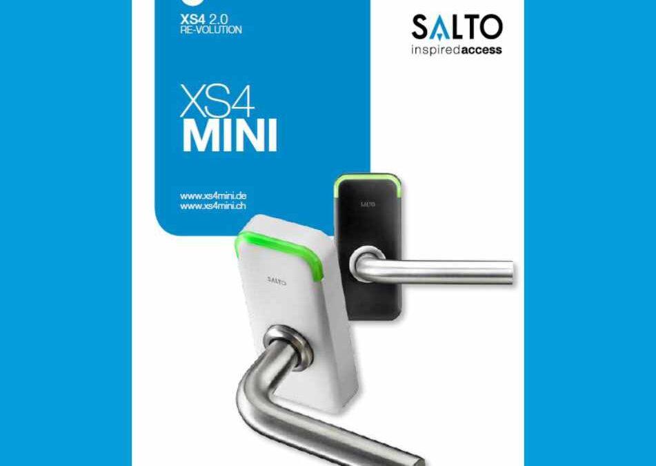Salto XS4 Mini
