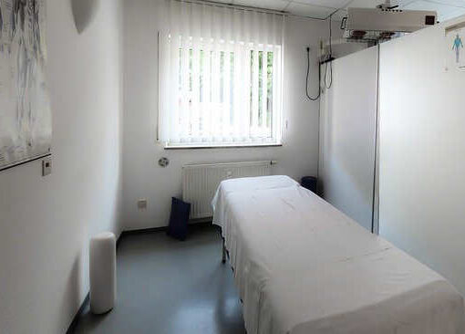 Videoüberwachung, Zutrittskontrolle und Einbruchmeldeanlage für eine Physio-Praxis in Hanau