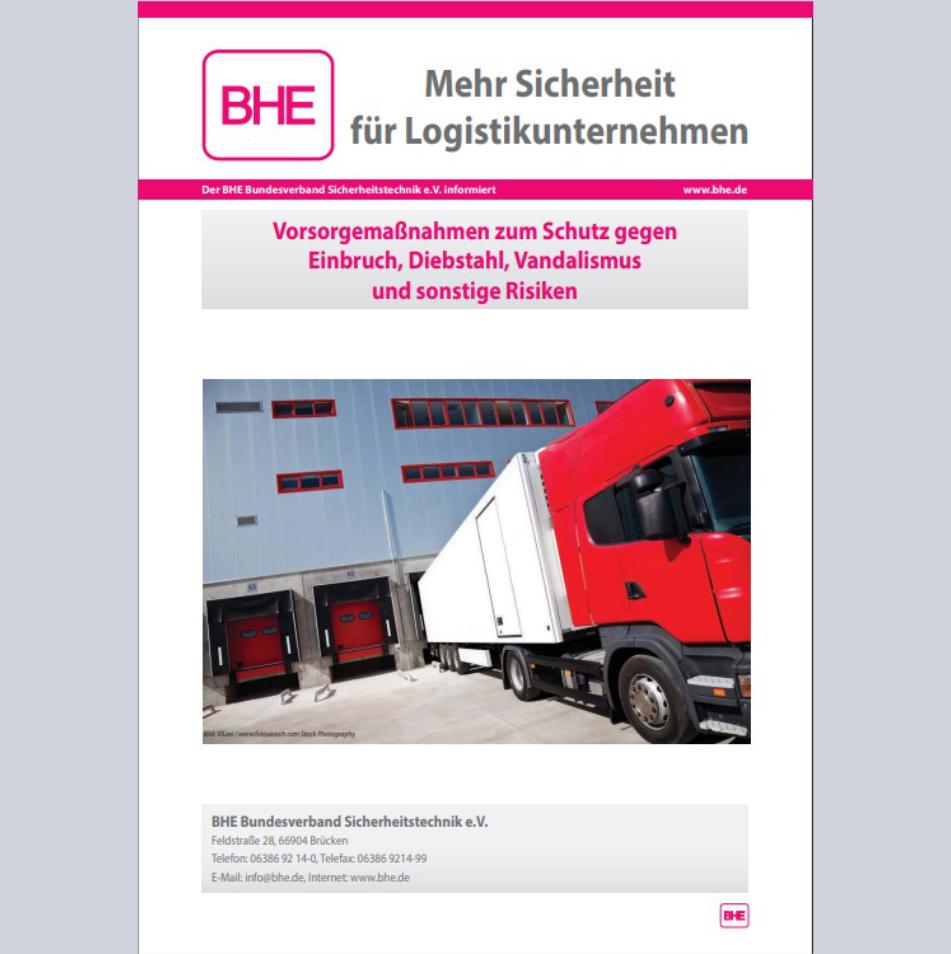 Mehr Sicherheit für Logistikunternehmen