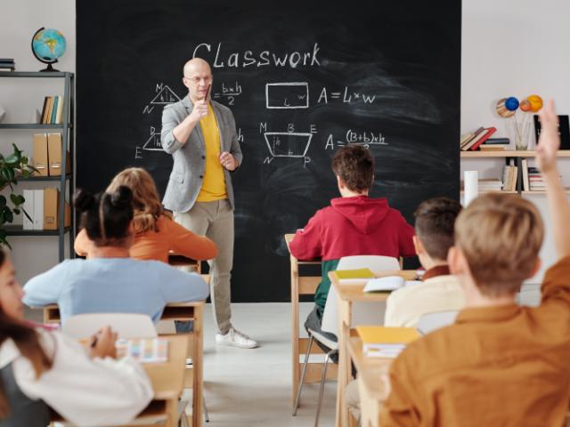Alarmanlage für eine Schule in Stockstadt